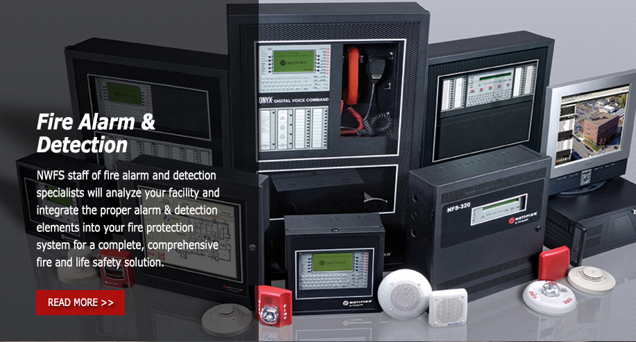 Fire Alarm & Detection