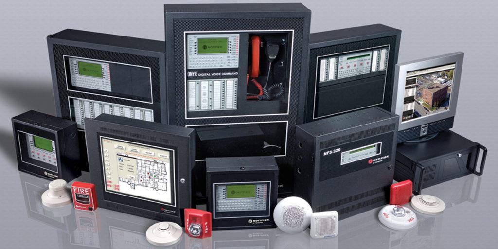 ONYX Series of Fire Alarm Control Panels and Devices