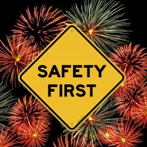 Enjoy Fireworks Safely