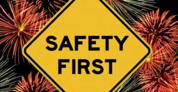 Enjoy Fireworks Safely